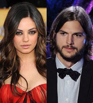 Mila Kunis y Ashton Kutcher: boda a la vista