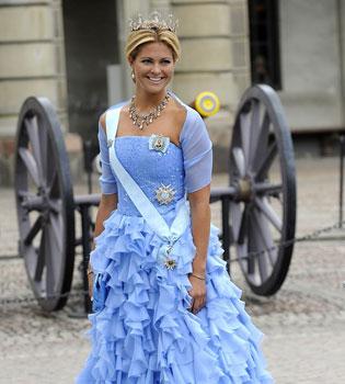 La Princesa Magdalena de Suecia anuncia su compromiso de boda