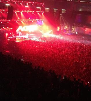 El Halloween de Steve Aoki acaba en muertes en el Madrid Arena