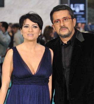 Buenafuente y Silvia Abril, padres de su primera hija