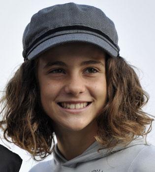Marina Comas: la revelación de las nominados a los Goya 2013