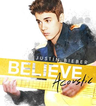 'Believe Acoustic', el nuevo disco de Justin Bieber