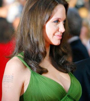 Angelina Jolie, embarazada ¿de su séptimo hijo?