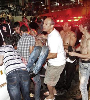 La discoteca Kiss de Brasil: la tragedia del Madrid Arena, a gran escala