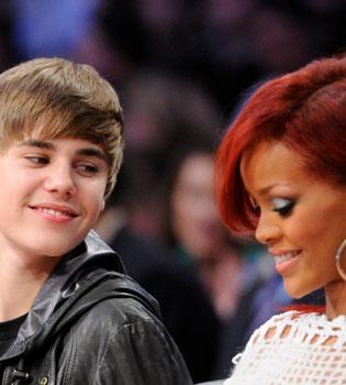 Justin Bieber y Selena Gómez, separados por Rihanna