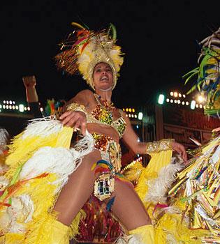El accidente suspende parte del Carnaval de Tenerife