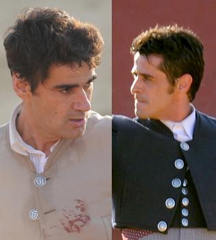 Jesulín y su hermano Victor Janeiro, en la guerra de Telecinco y Antena 3