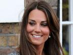 Kate Middleton presume de barriguita de embarazada en una boda