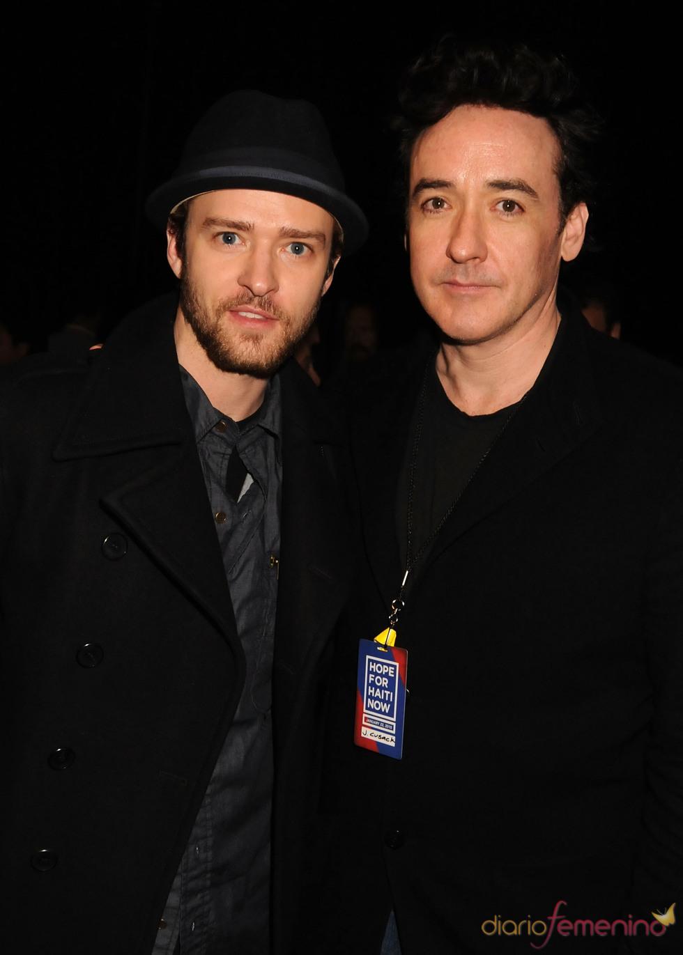 Justin Timberlake y John Cusack