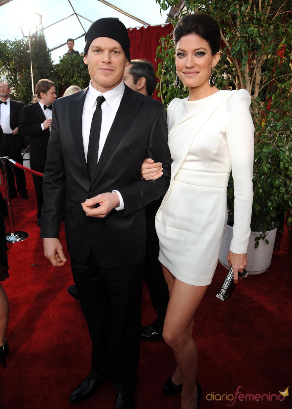 Michael C. Hall y Jennifer Carpenter