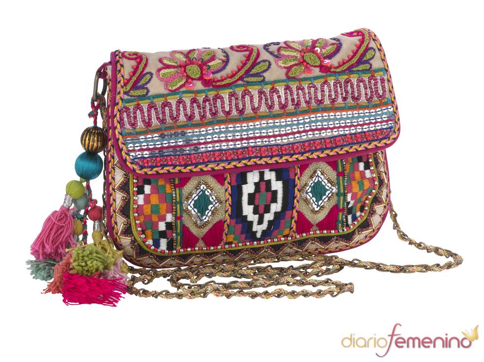 Navaho tassle bag