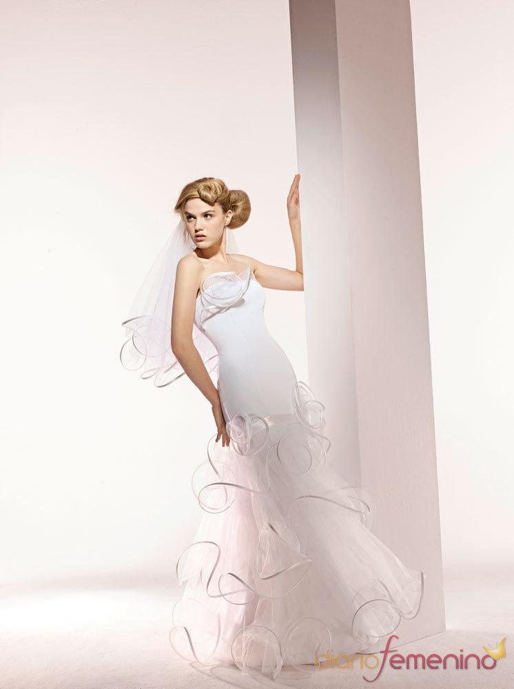 Vestidos de novias Moda Paris: Suzanne Ermann - Modelo Anabelle