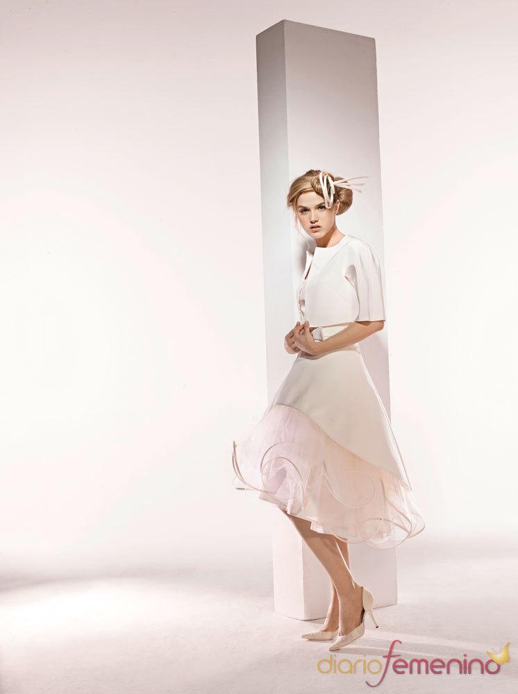 Suzanne Ermann: moda novias 2010 - Modelo Anita