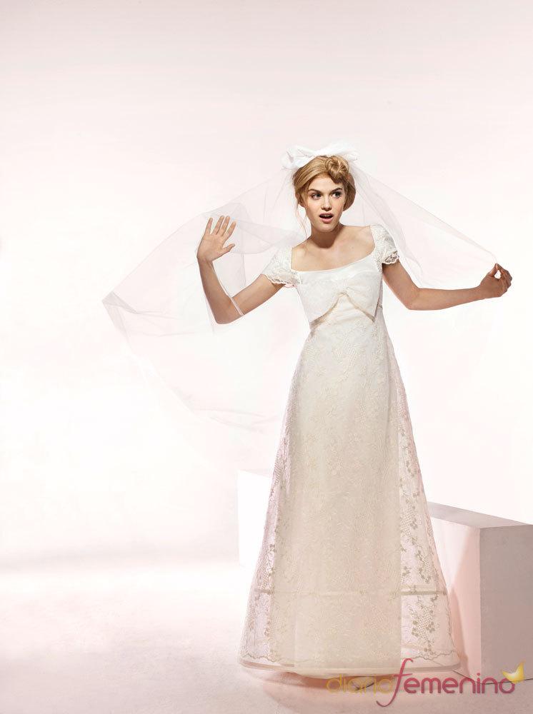 Vestidos de novias franceses: Suzanne Ermann - Modelo Mimi