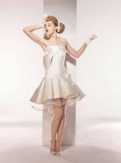 Moda Novias 2010 - Vestidos de Novia