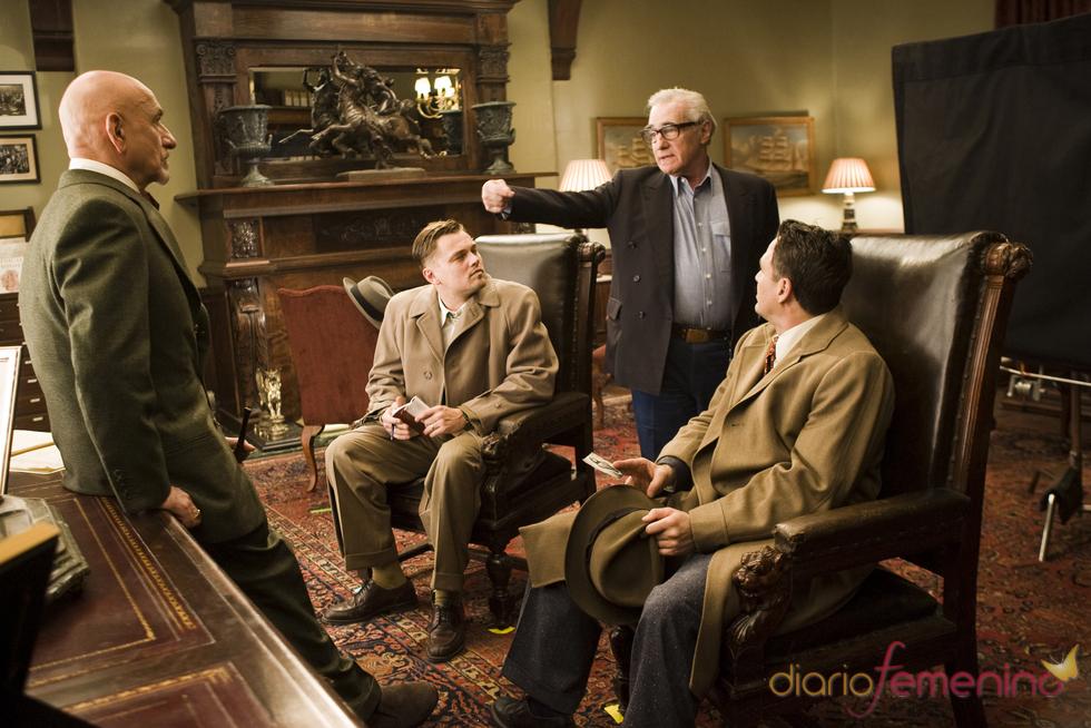 Martin Scorsese repite con DiCaprio