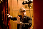 Scorsese, al frente