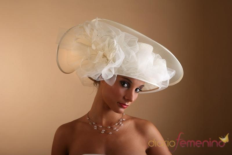 Sombreros para novias- Collection Dejean Paris