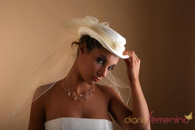 Sombreros de novia - Moda Paris