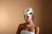 Fotos Moda Novias Paris - 2010 - Sombreros