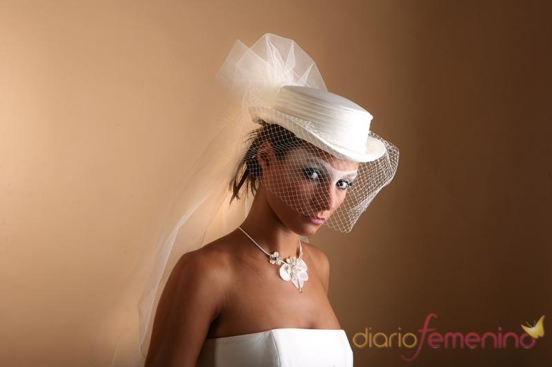 Catálogo Fotos - Sombreros para novias