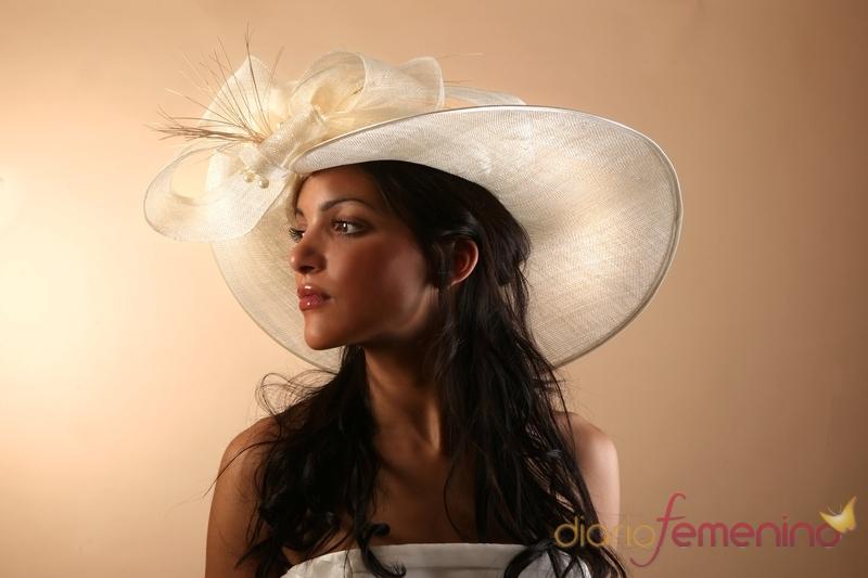 Complementos para Novias: Sombreros