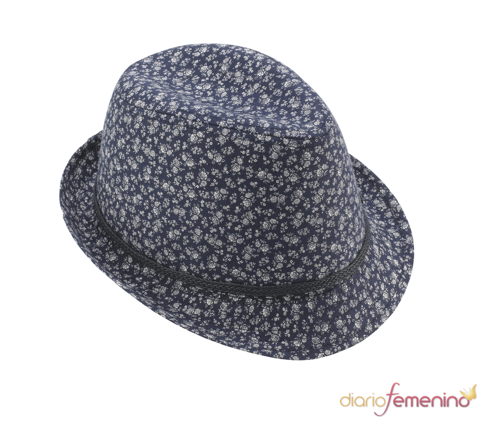 Bluebell Ditsy Trilby