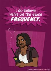 Sayid, cuestión de química