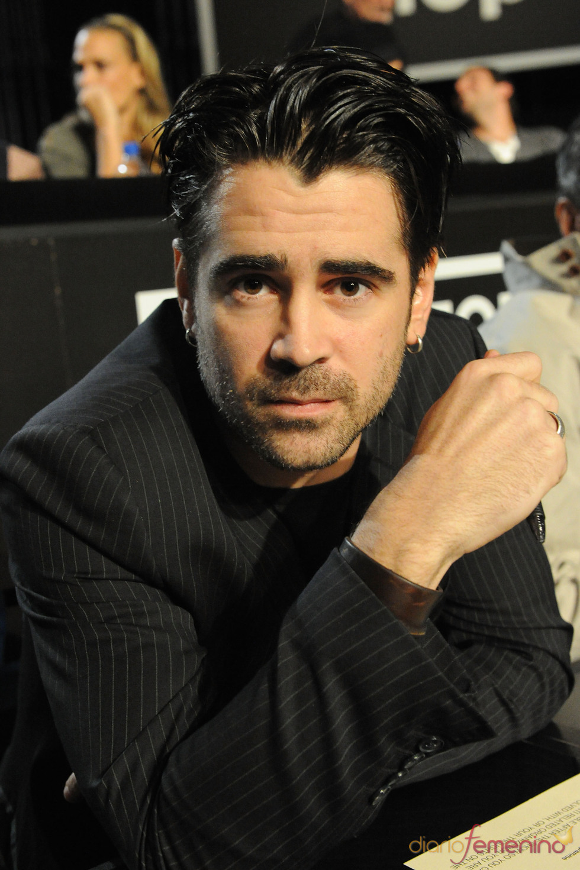 El actor Colin ... Colin
