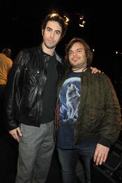 Sacha Baron Cohen y Jack Black