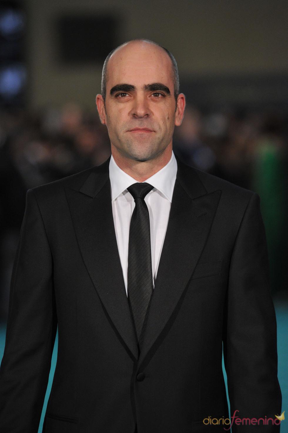 Luis Tosar en los Goya 2010