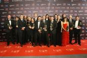 Telecinco, la más premiada en los Goya 2010