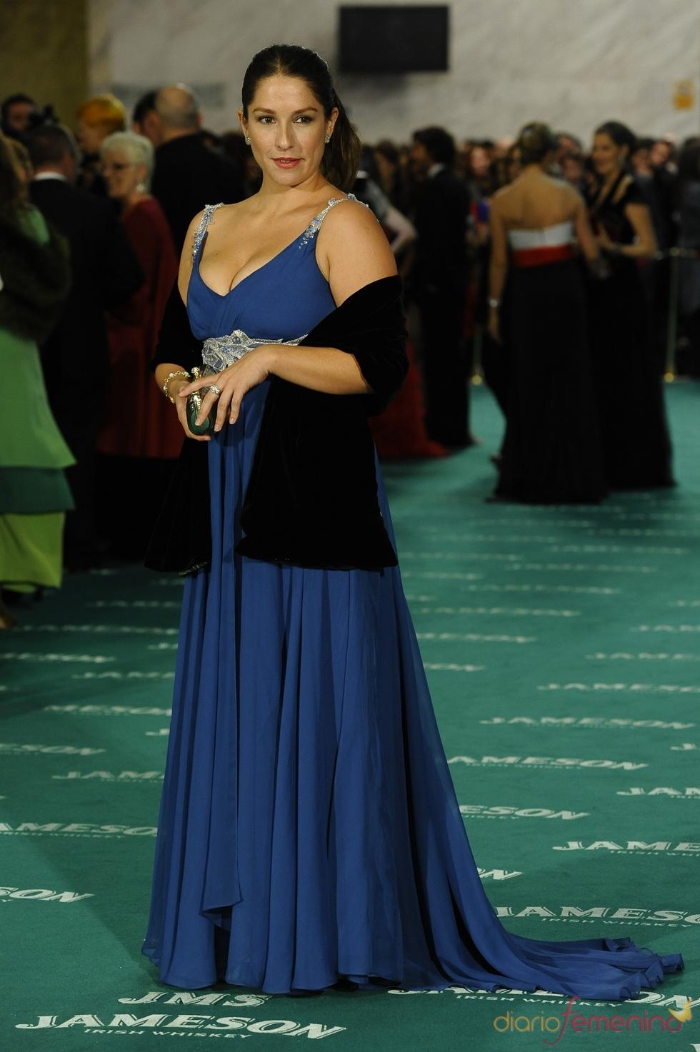 Mariana Loyola en los Goya 2010