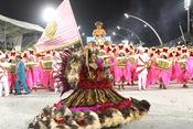 Carnaval Brasil 2010: Escuela  Rosas de Ouro