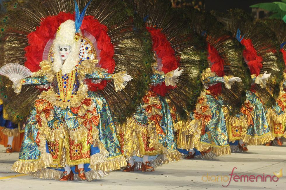 Carnaval Brasil 2010: Escuela  Académicos de Tucuruvi