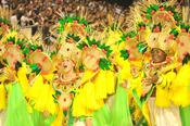 Carnaval Brasil 2010: Escuela Águila de Ouro