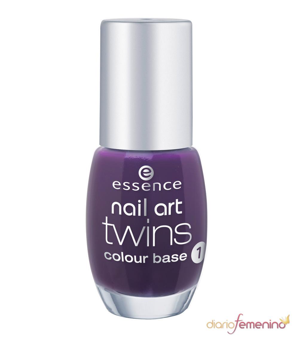 Essence: nail art twins, esmalte