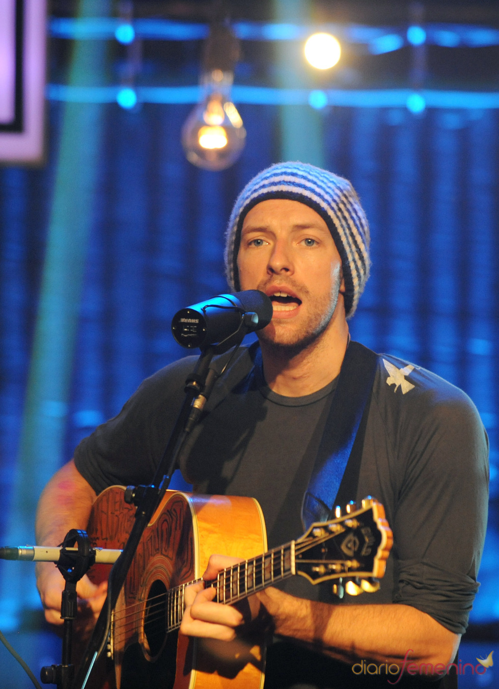 Chris Martin - Gallery