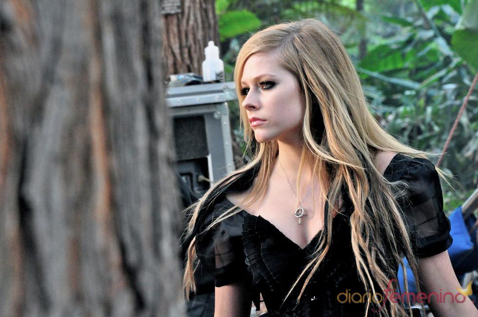 Videoclip de Avril Lavigne: 4 minutos de duración
