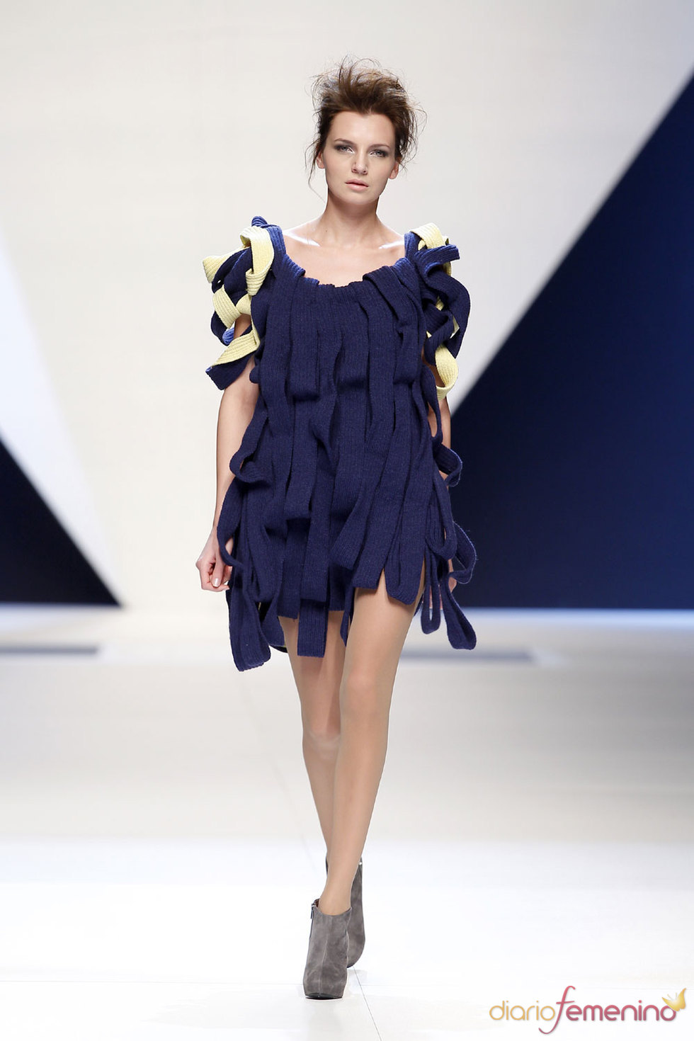 Cibeles Madrid Fashion Week  2010 SARA COLEMAN