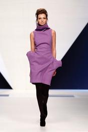 Moda Sara Coleman - Pasarela Cibeles 2010