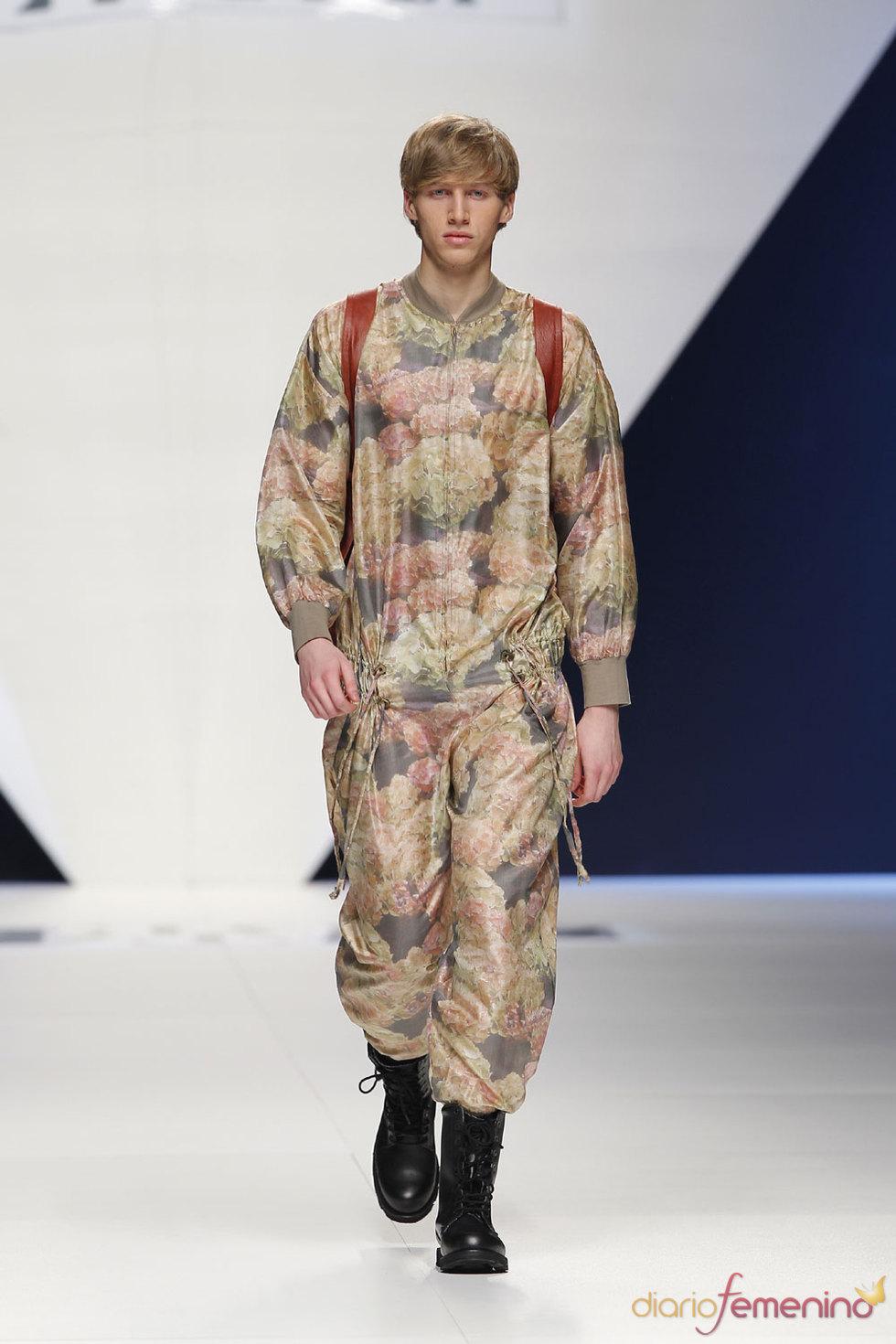 Cati Serrà: Cibeles Madrid Fashion Week 2010: