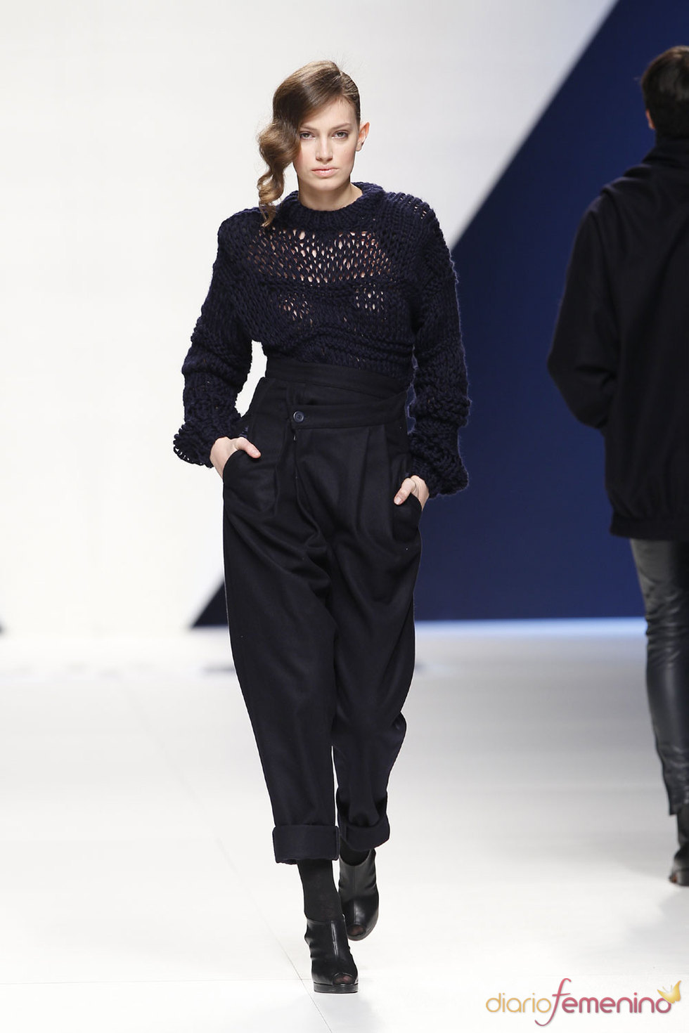 Cati Serrà - Moda Cibeles Fashion Week 2010