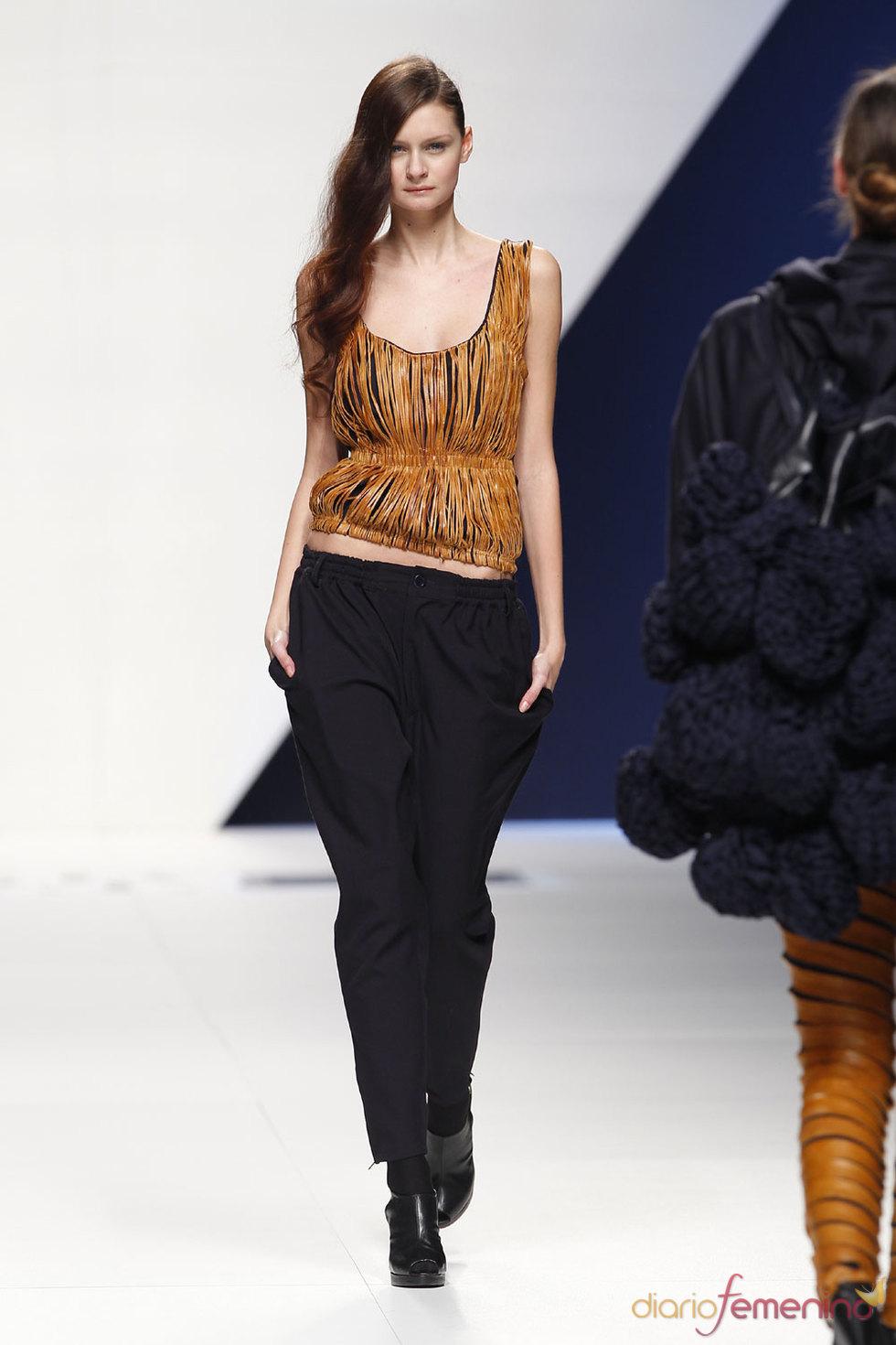Moda Cati Serrà - Cibeles Fashion Week 2010