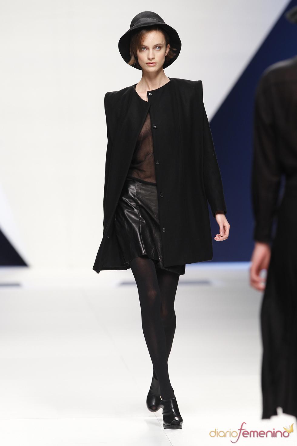 Georgina Ordinas - Cibeles Fashion Week 2010
