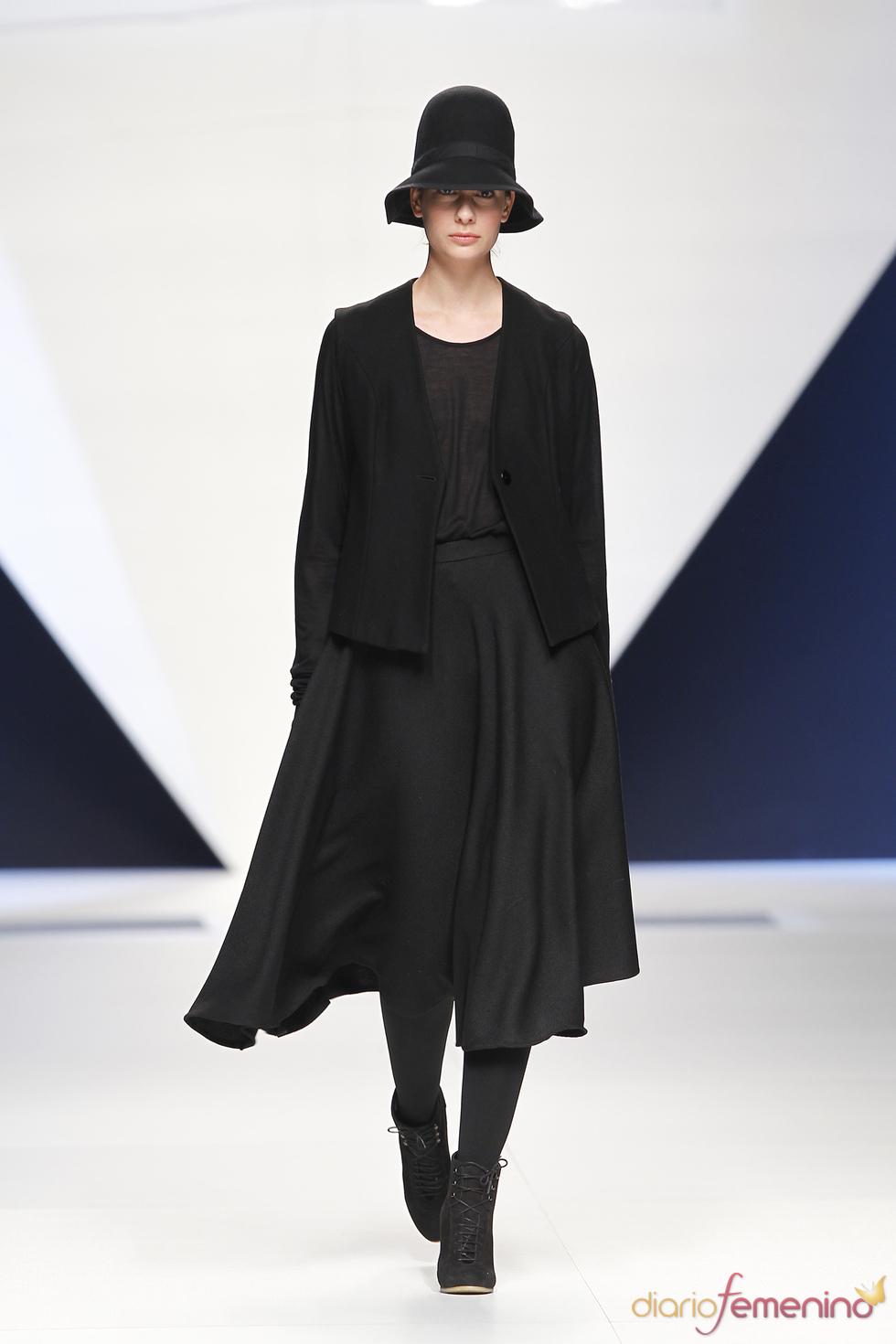 Georgina Ordinas Moda - Cibeles Fashion Week 2010