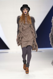 Anjara - Moda - Cibeles Fashion Week 2010