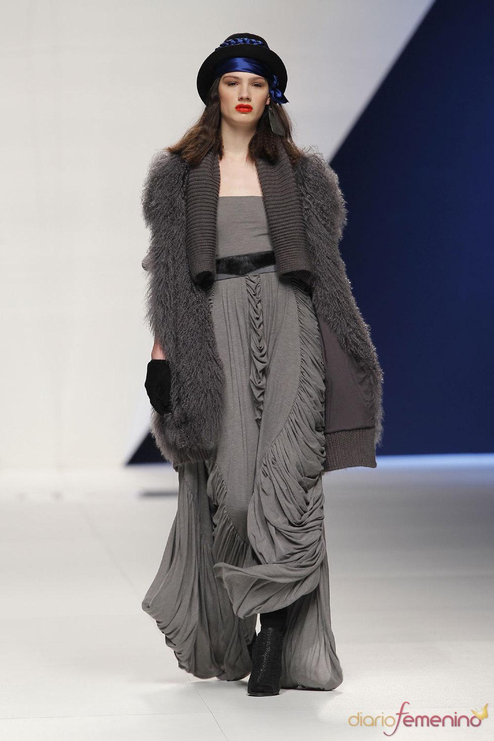 Modelos de Anjara - Moda 2010- Cibeles Fashion Week