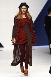 La colección otoño invierno 2010 de Anjara -  Cibeles Fashion Week 2010