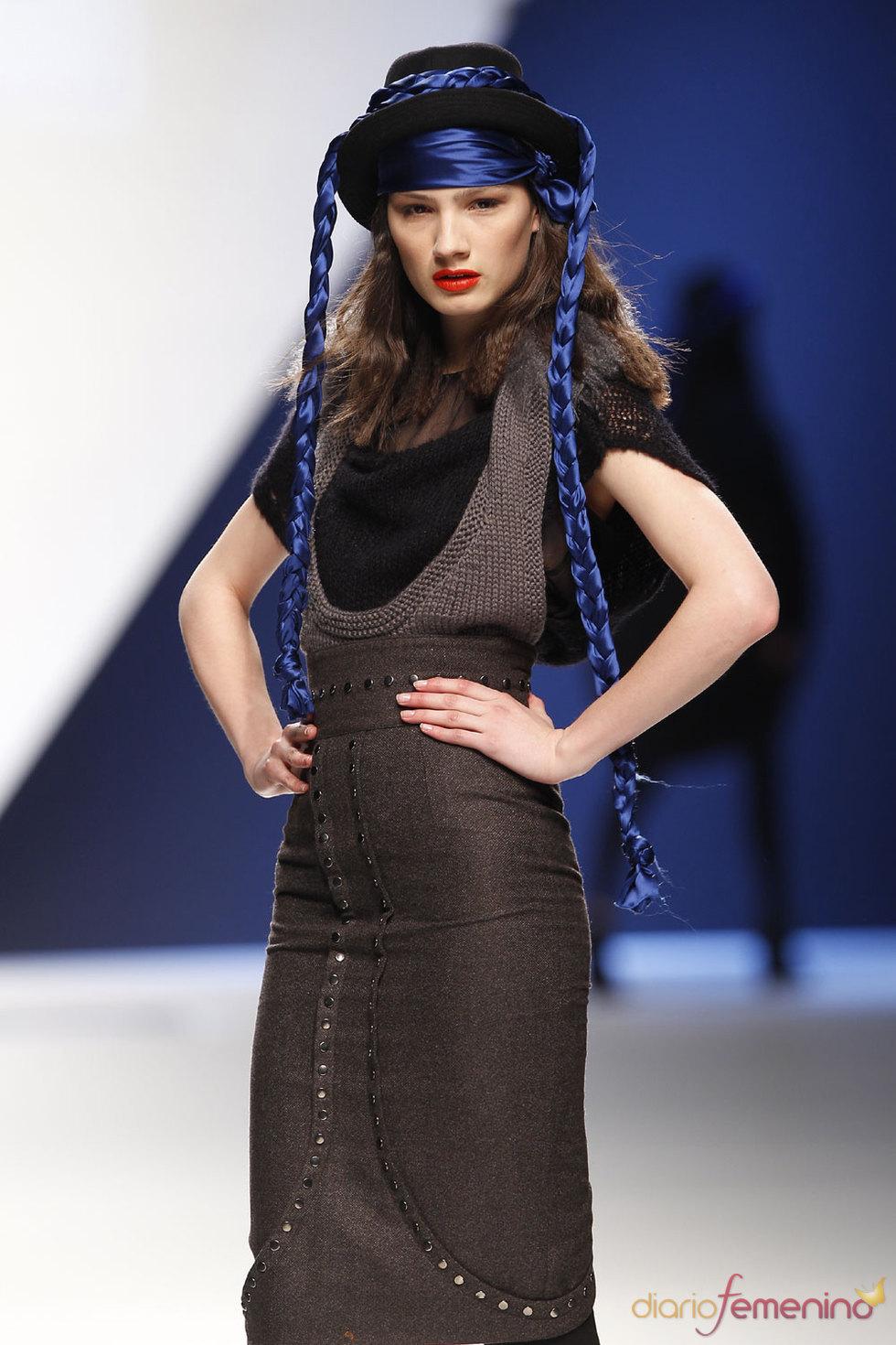 Anjara - Moda 2010 - Cibeles Fashion Week